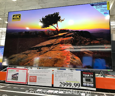 Watch your favorite tv shows, dvds, Netflix movies, live sports on the Samsung QN82Q65FN