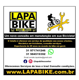 Lapa Bike Center / Oficina de Bicicletas