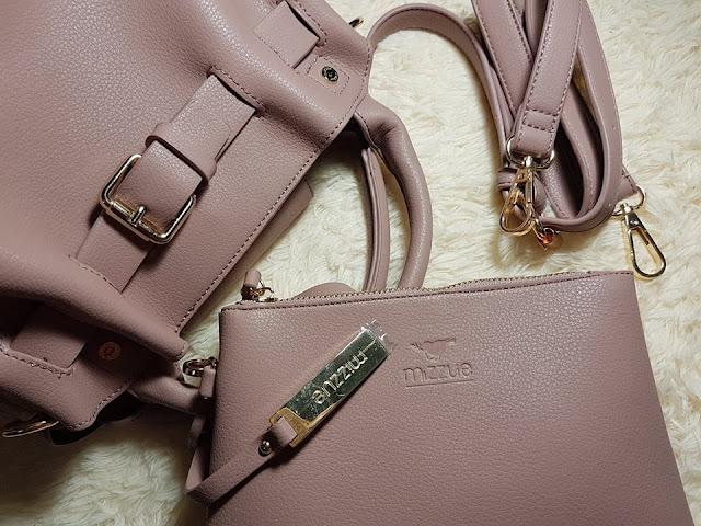 Beg Rosalie Feeny (Pink) By mizzue