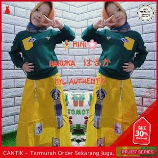 Jual RRJ337P258 Pakaian Anak Perempuan Wanita Mini Kids Haruka BMGShop