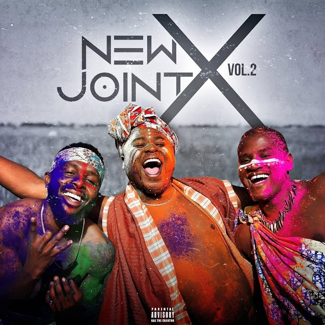 New Joint - X (Vol. 2) EP [2018] [Download] mp3