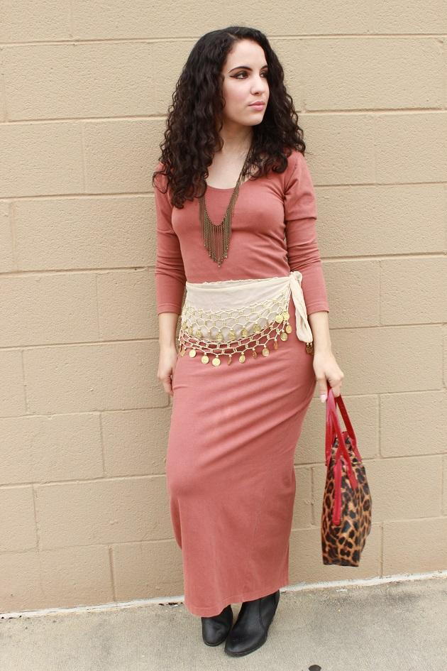 Clay Maxi Dress