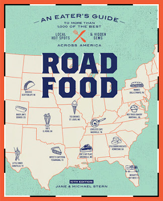 BOOK REVIEW: Road Food by Jane and Michael Stern