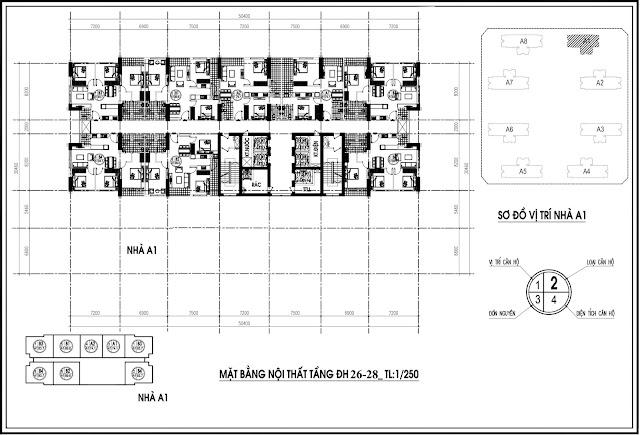 Mặt bằng tầng 26-28 An Bình City