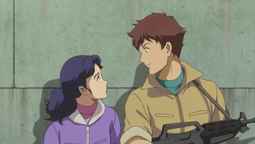 Mobile Suit Gundam: The Origin – Advent of the Red Comet – Episodio 08