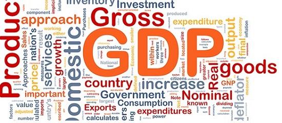 ialah nilai pasar semua barang serta jasa yang diproduksi oleh suatu negara pada jangka  Pengertian Produk Domestik Bruto (PDB) LENGKAP!!