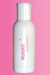 moreskin nasa cleansing whitening