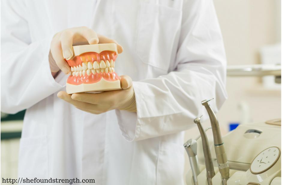 Dentures in 20s