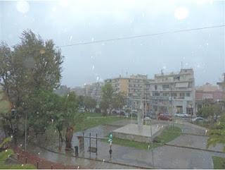 Τα περισσότερα ύψη βροχής στη Μεσσηνία