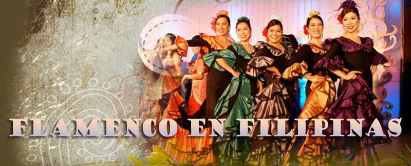 Flamenco en Filipinas