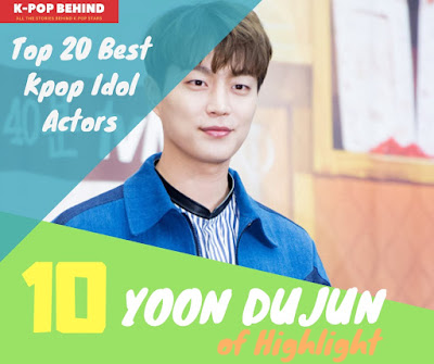 Yoon Doojoon of Highlight