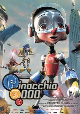 Assistir Pinóquio 3000 Dublado Online HD