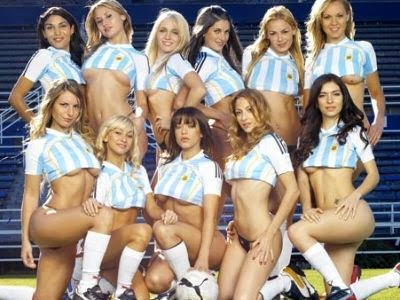 World Cup Brazil 2014: sexy hot girls football fan, beautiful woman supporter of the world. Pretty amateur girls, pics and photos   Argentina