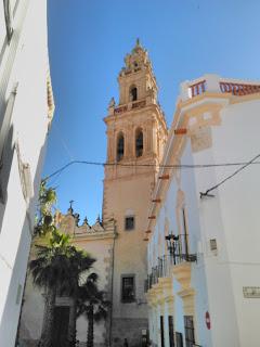 Iglesia de Santa Catalina Jerez