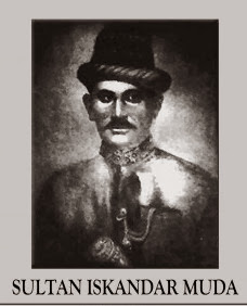 Biografi Sultan Iskandar Muda