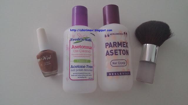 woo, fresh'n soft, parmex, tarko, aseton, oje, blog, blogger