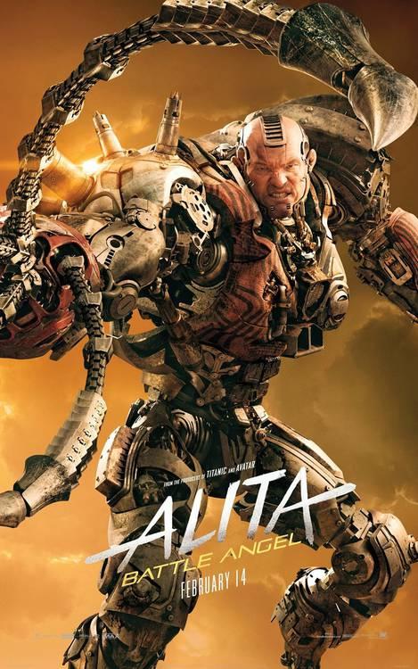 Anita - Anjo de Combate Poster 07
