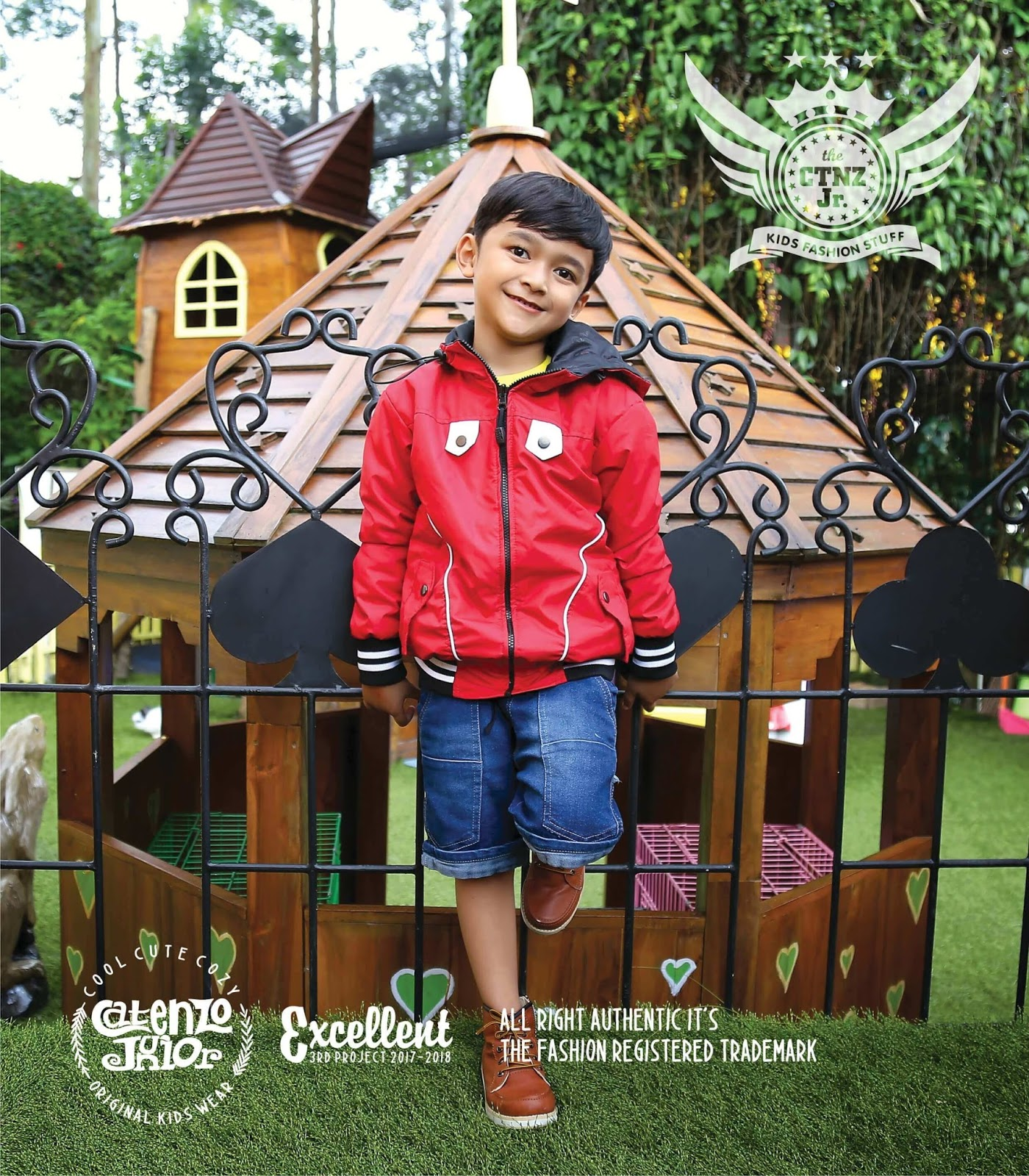 Katalog Catenzo Junior Gerai Mila Fashion Cjr Kids