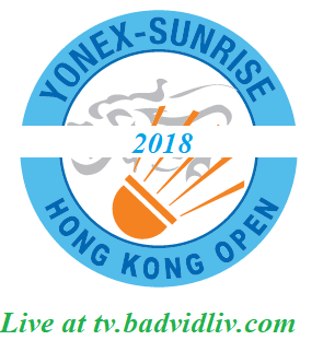 Hong Kong Open 2018 live streaming