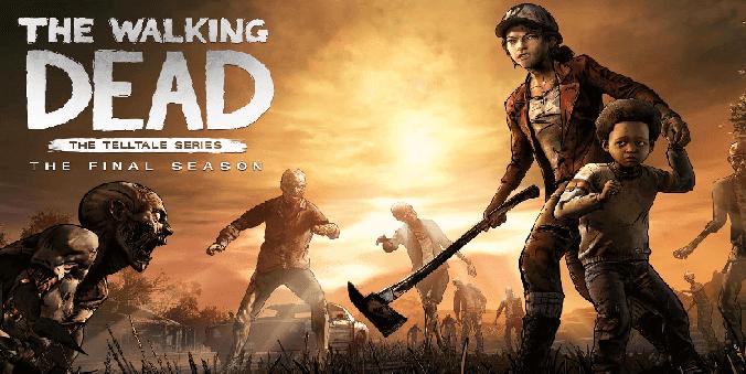 تحميل لعبة the walking dead season 4 مضغوطة برابط مباشر مجانا