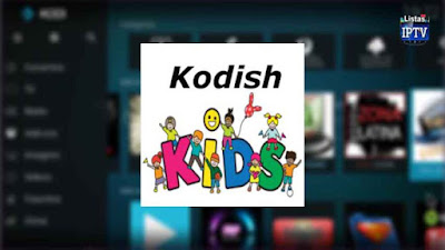 Add-on Desenhos Animados Dublados, Kodish Kids[Kodi]!
