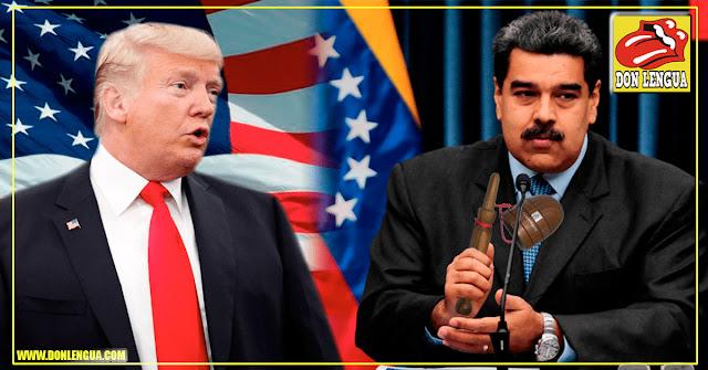 Donald Trump califica de Valiente a Guaidó y advierte que podrá enviar 5000 marines