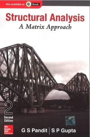 Structural analysis by Pandit & Gupta