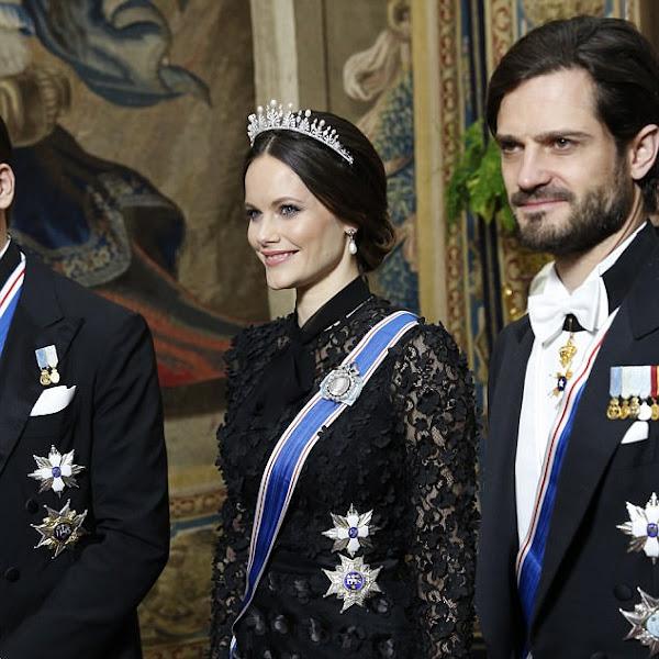 Księżna Sofia otrzymała pierwsze zagraniczne odznaczenie