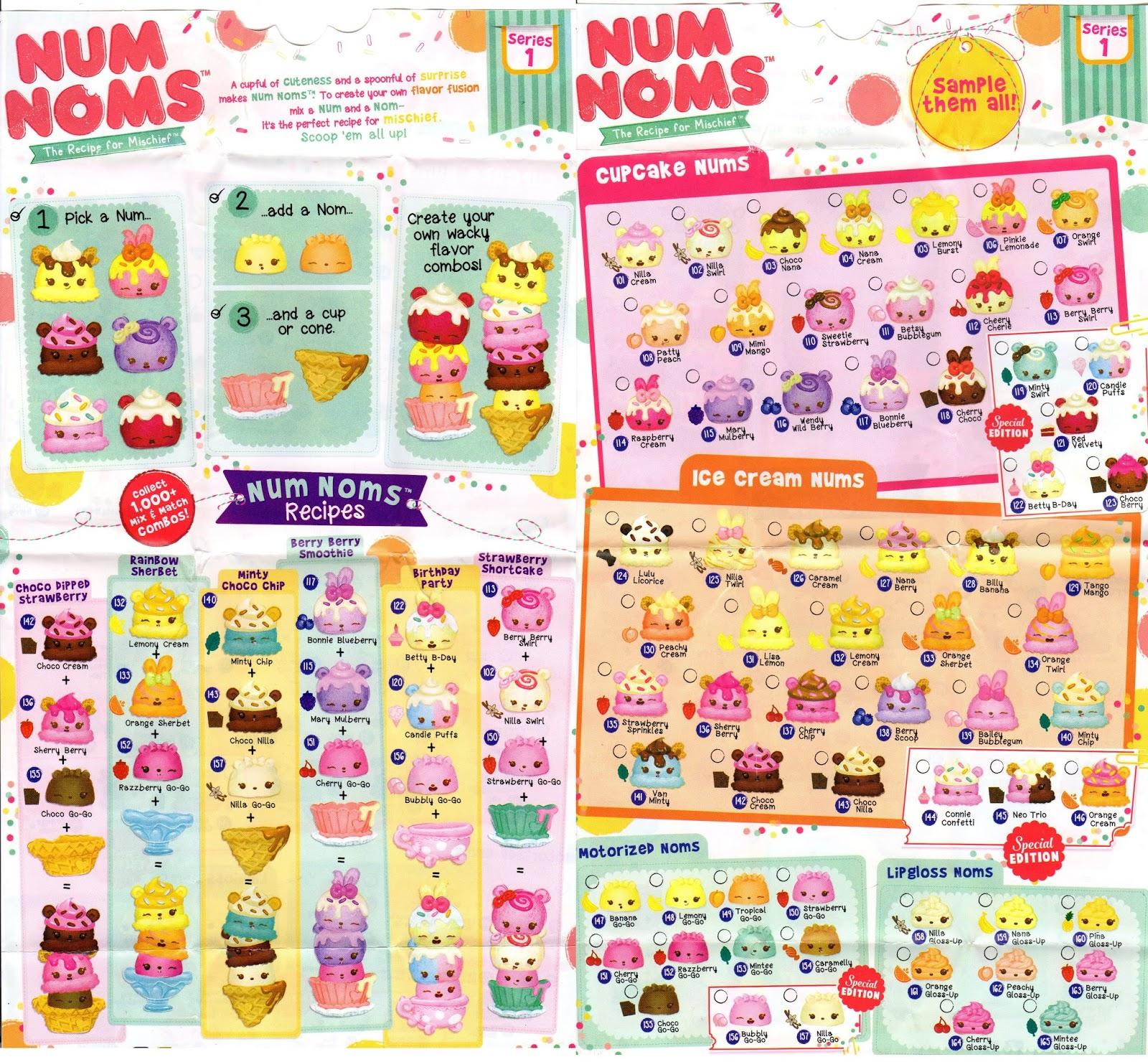 Peach Booty Reviews ᴗ Num Noms Toys Review