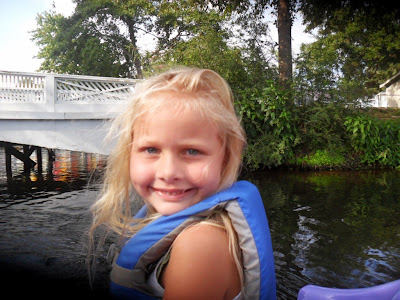Lakewood Campground Paddle Boats 2