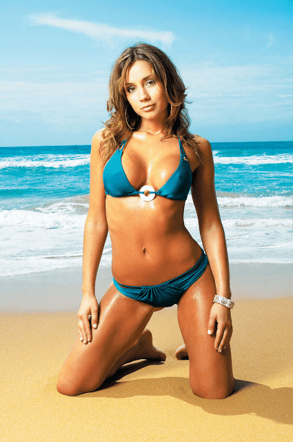 Krystal Forscutt Autralian Model Television Actress In Bikini HD Wallpaper Sexi Photo Images