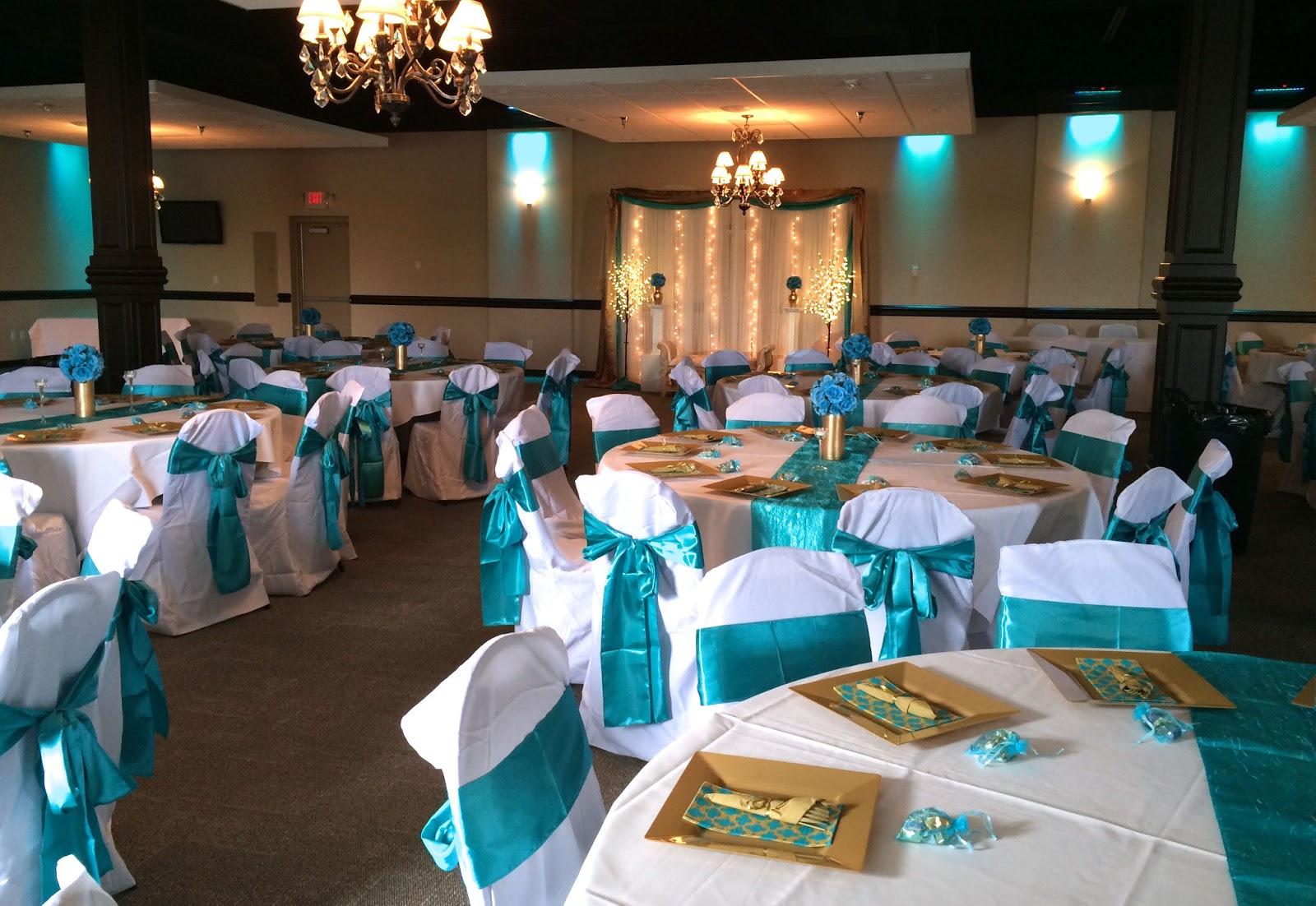 Turquoise And Yellow Wedding Ideas: Elegantly Expressed Wedding Decor: August 2015