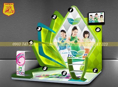 quầy quảng cáo sản phẩm