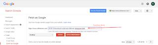 cara agar mudah index google