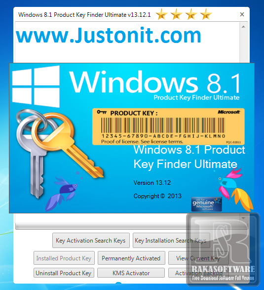 windows 8 free download without product key