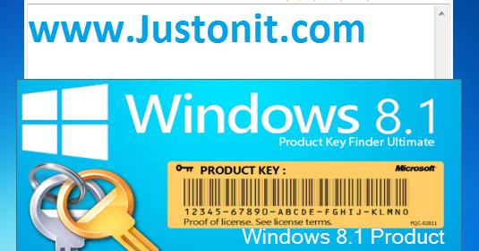 windows 8.1 key generator download