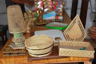 peluang usaha dengan memanfaatkan bambu yang belum banyak diketahui