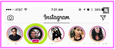 Here's How to Use It Instagram Just Got Live Video