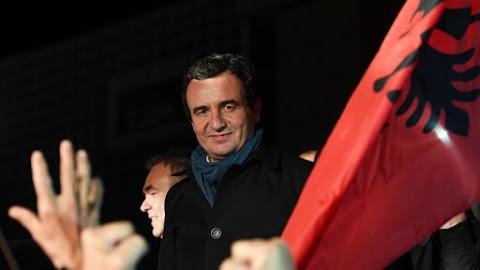 Ultranacionalista kormánya lehet Koszovónak