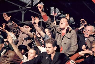 ¿Fueron los alemanes cómplices del nazismo?