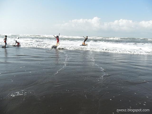 Pantai Widarapayung Cilacap, Suguhkan Keindahan Panorama Pantai dan Tujuan Para Pecinta Selancar