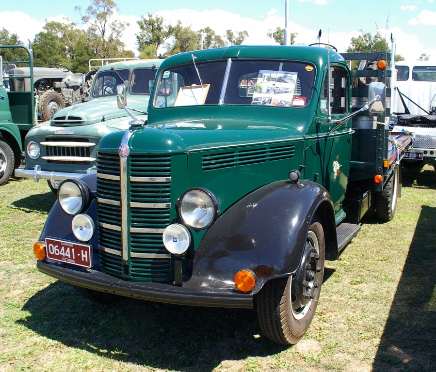 Historic Trucks Longwarry Heritage Truck Show Part - American heritage car show