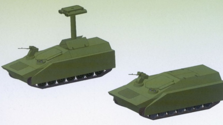 MT-LB Shturm-SM-2 tank destroyer - Ukrainian Military Pages
