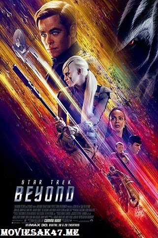 Star Trek Beyond (2016) Full English Movie Download 480p 720p 1080p BluRay