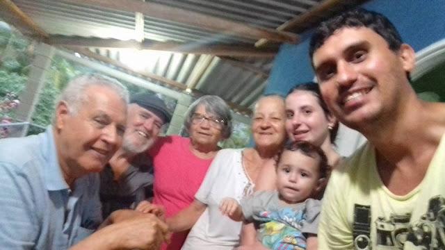 """""""Casa de Acolhimento para idosas"""" em Sete Barras"""