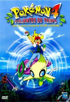 Pokémon 4: Viajantes do Tempo Torrent – BluRay 1080p Dual Áudio