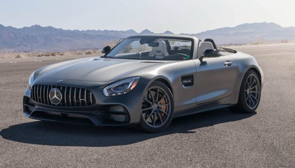 2018 Mercedes-AMG GT / GT C Roadster black series