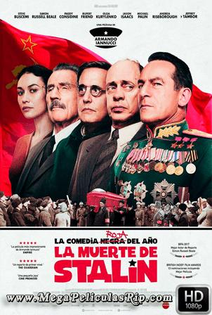 La Muerte De Stalin [1080p] [Latino-Ingles] [MEGA]