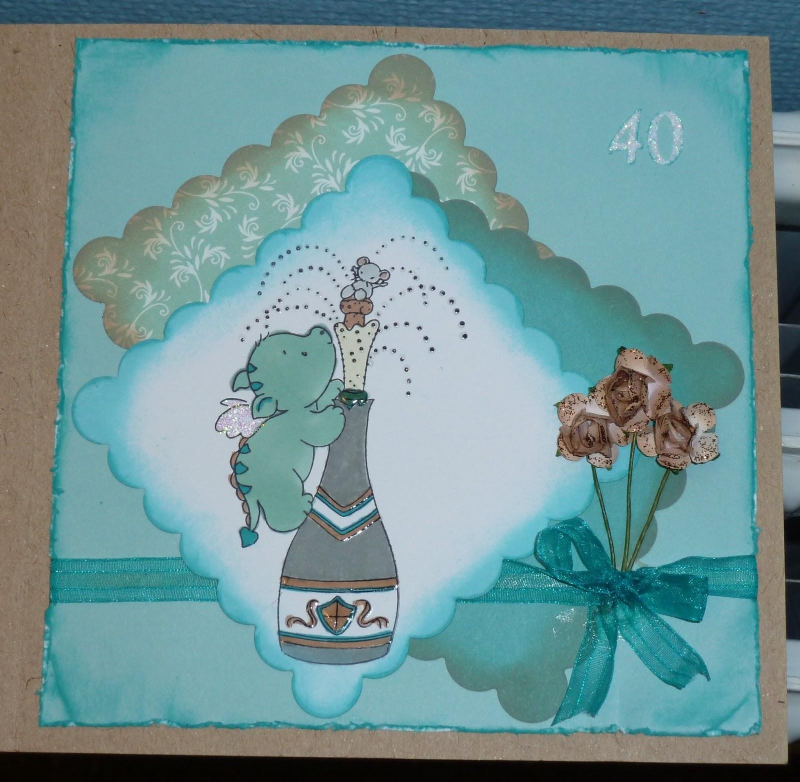födelsedagskort 40 prinsessanadara: Födelsedagskort till en 40 åring! födelsedagskort 40