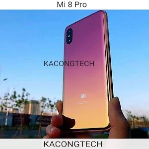 Spesifikasi Xiaomi Mi 8 Pro Terbaru
